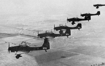 Před 80 lety dopadly první bomby na polskou Wieluň
