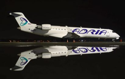 Slovenia's Adria Airways files for bankruptcy