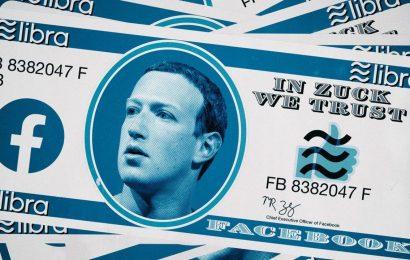 Visa, MasterCard, eBay a PayPal opouštějí projekt Libra