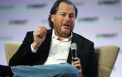 Salesforce founder Benioff says 'capitalism as we know it is dead'