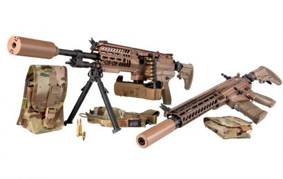 US Army selects a new generation of assault rifles and light machine guns