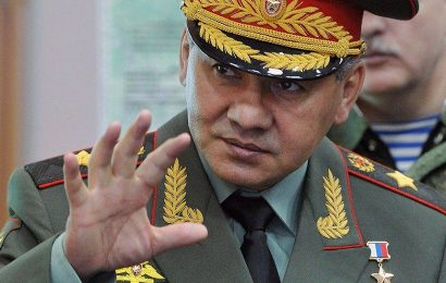 Defense Minister Shoigu: US Has Been Waging Hybrid War on Russia for 20 Years