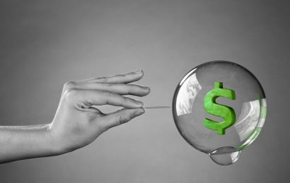 Asset Bubbles No Longer Work As A Cure For Growth
