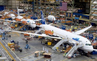 Boeing do Dreamlinerů montoval díly, které selhaly při kontrole kvality