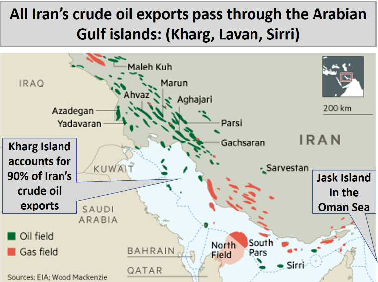 Iran discovers oil field containing 53 billion barrels of crude