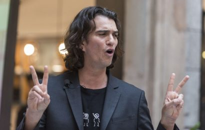 WeWork CEO Wants to Be 'President of the World'