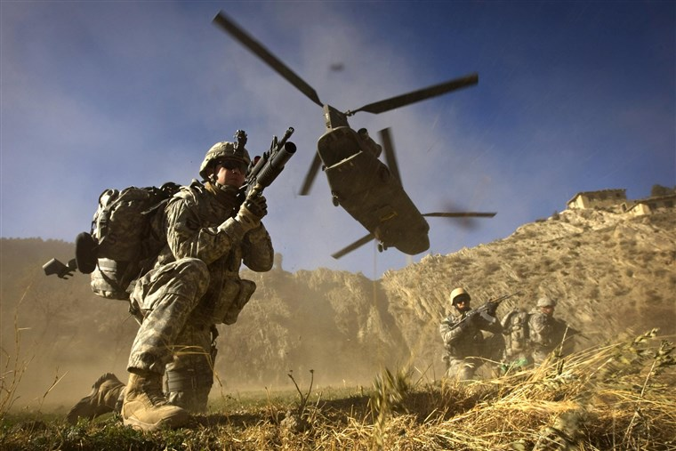 'War On Terror' Has Killed Over 801,000 People & Cost $6.4 Trillion