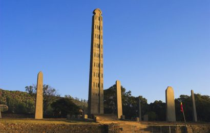 Lost City Dug Up in Ethiopia Part of Mysterious Aksum Empire