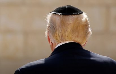 Trump's order to combat anti-Semitism makes Israel sacrosanct