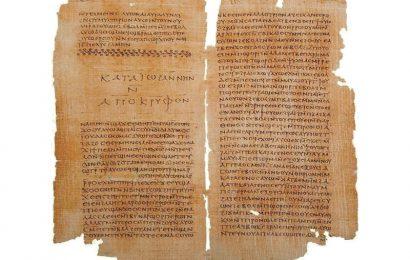 Kodexy z Nag Hammádí a jejich vztah ke křesťanství