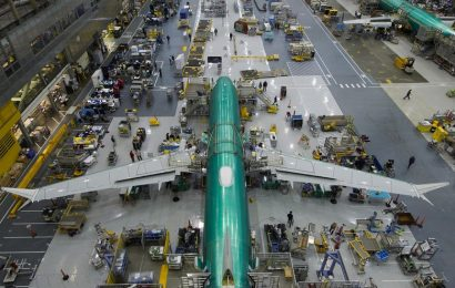 FAA confirms new potentially catastrophic issue with Boeing 737 MAX wiring