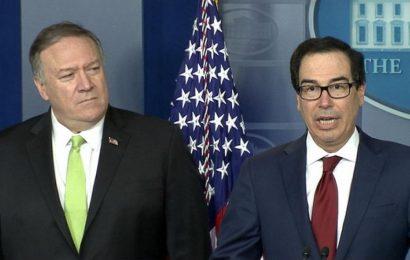 USA vyhlásily extrateritoriální sankce na veškerý íránský průmysl