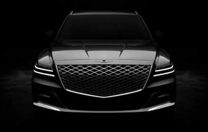 Luxusní divize Hyundai představila SUV GV80