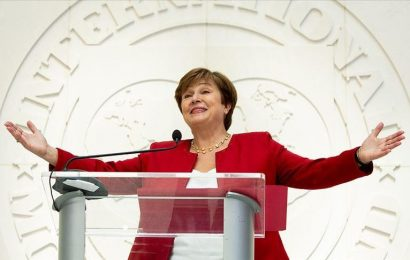 IMF boss Georgieva says global economy risks return of Great Depression