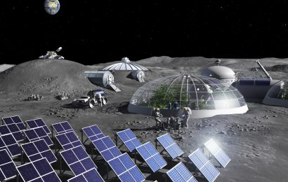 ESA to begin producing oxygen from Lunar dust