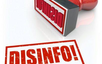 33 Disinformation Schemes