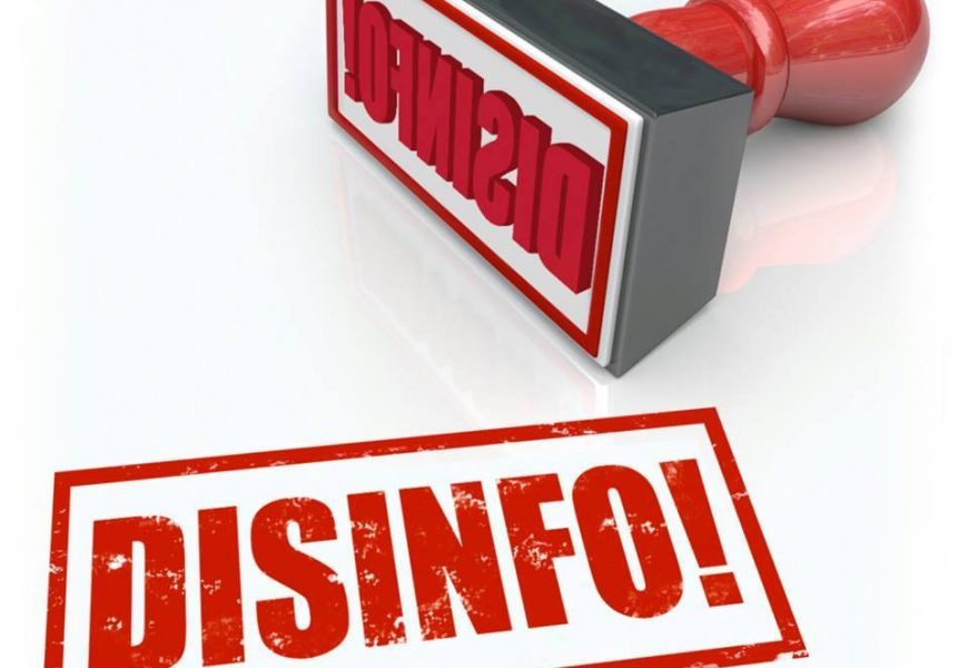 33 Disinformation Schemes