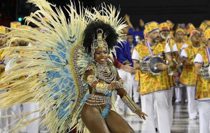 Carnival Rio de Janeiro – First Night
