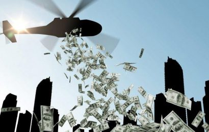 Helicopter money finally lands in Hong Kong
