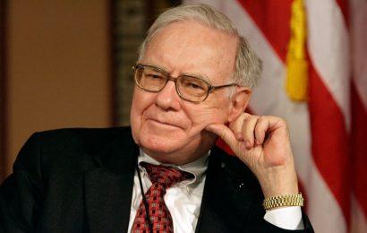 Berkshire Hathaway oznámila čistý zisk 81,4 miliard dolarů