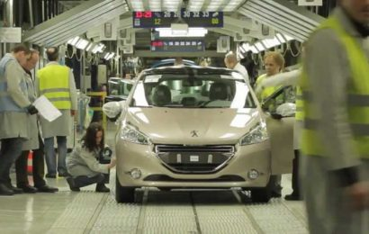 French Car Market Hammered 18%, Global Auto Industry In Meltdown