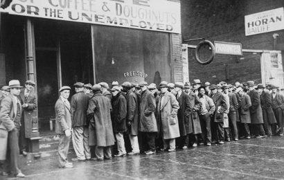 Porovnání současné krize s krizemi posledních 106 let