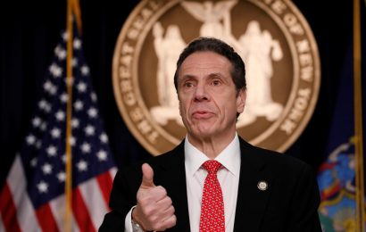 Governor Cuomo Orders NY Lockdown, GS Now Expects A Record 24% Crash In Q2 GDP