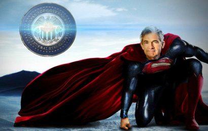 FED spouští neomezené QE
