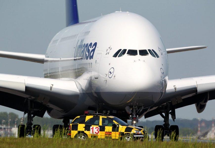 Lufthansa to Cut 95% of Flights