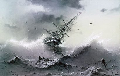 Cutting Rates Is Now About As Relevant As Painting A Sinking Ship