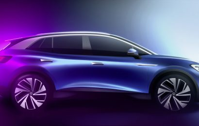 Volkswagen představil elektrický crossover ID.4