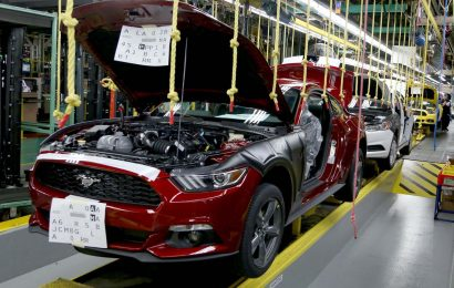 Ford Is Delaying North American Production Indefinitely