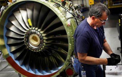 GE Aviation propustí polovinu pracovníků výroby leteckých motorů
