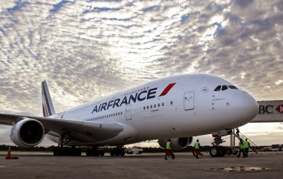 Air France končí s Airbusy A380