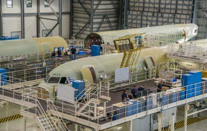Airbus chce zrušit 10.000 pracovních míst