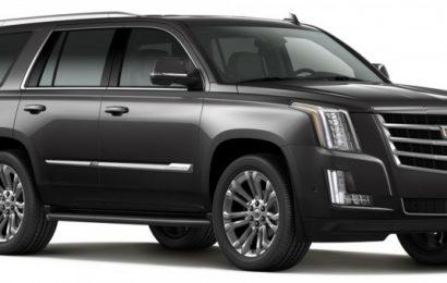 SUV Sales Exceed 40% Of Global Car Sales