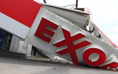 Exxon Posts First Loss in Three Decades