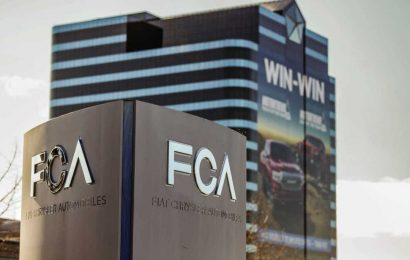 FCA posts $1.9 Billion loss in Q1