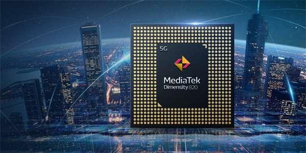 MediaTek představil 7nm čipset Dimensity 820