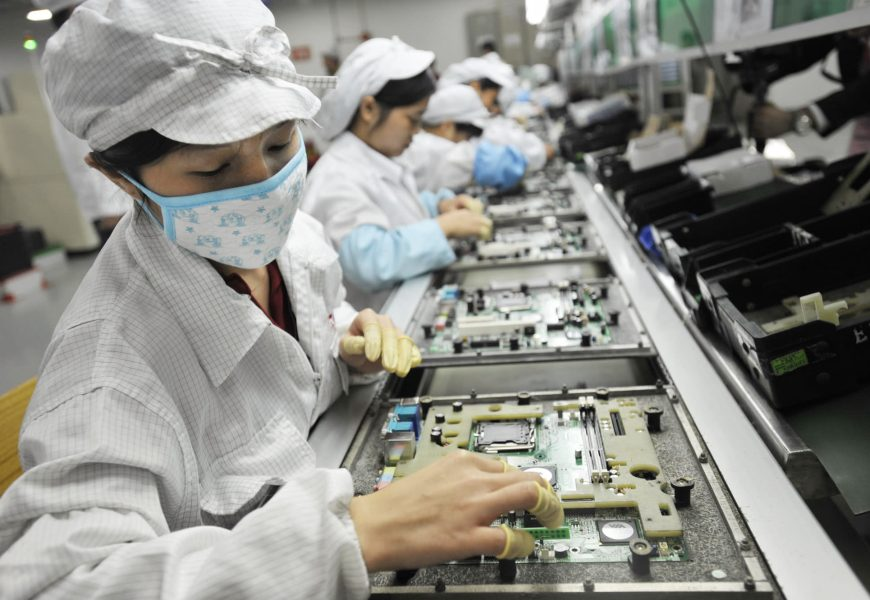 Apple Is Shifting A Fifth Of iPhone Production From China To India