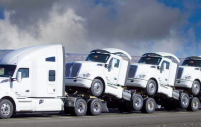 Class 8 Heavy Duty Truck Orders Crash To 25 Year Low In April