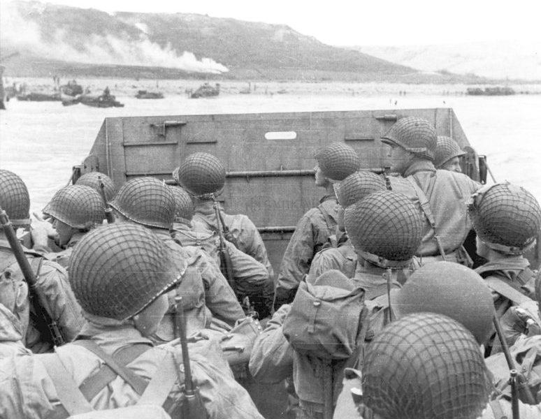 6.6. 1944 byl Den D – vylodění v Normandii