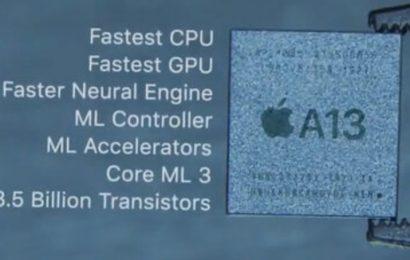 Apple oznámil konec procesorů Intel ve svých počítačích