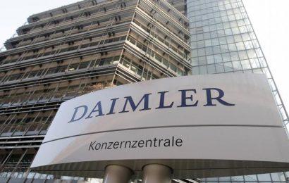 Daimler ohlásil provozní ztrátu 1,68 miliardy eur