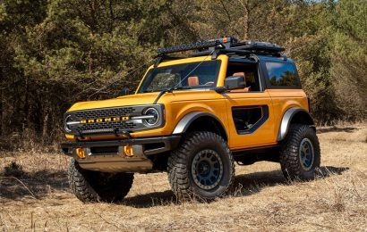 Ford unveils new Bronco for under $30,000