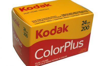 """Akcie Kodak 14x """"halted"""": Od filmů ke generickým lékům"""
