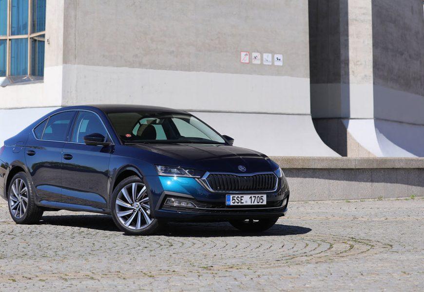 Výroba ve Škoda Auto jede na 105% a Octavie je 3. nejžádanější vůz v Evropě