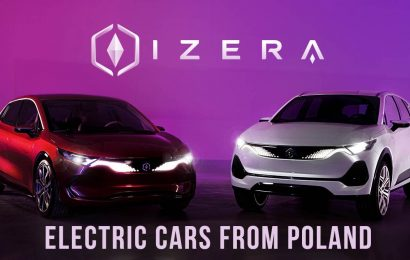 EV Izera – projekt polské Tesly