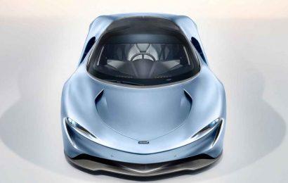 McLaren ohlásil konec spalovacích motorů
