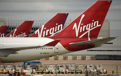 Virgin Atlantic files for bankruptcy protection
